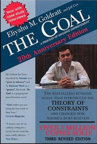 کتاب هدف از گلدرت